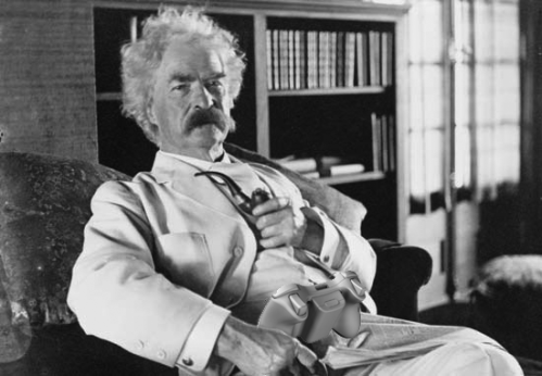 Mark Twain Game Designer