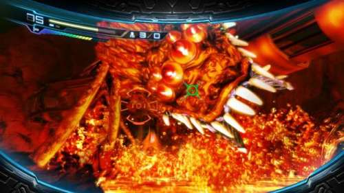 Metroid Other M - First Person